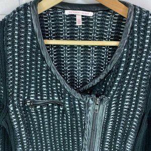 Victoria's Secret Heavy Knit Cardigan Sweater
